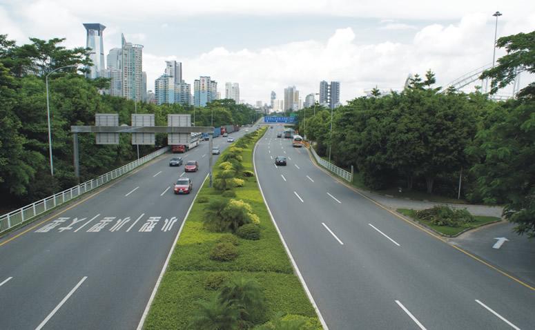 壁纸 道路 高速 高速公路 公路 街道 街景 桌面 775_478